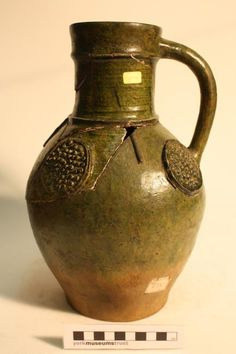 1150-1250 Jug from England. Jug | York Museums Trust