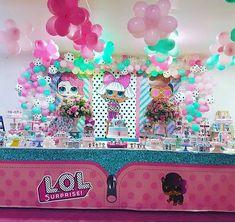 LOL Surprise Dolls Backdrop