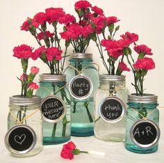 It would be cute to use the lids and monogram them. @Christina Childress Childress Delladio