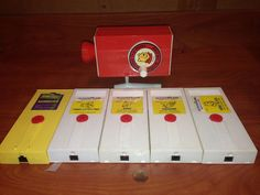 E3-91 Vintage Winnie The Pooh Movie Viewer Very RARE!!