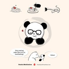 Panda Meditation