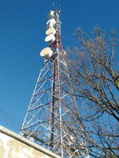 #radio #telefonia #antena #contaminacion #net #red #torre