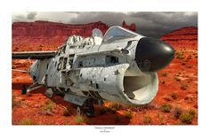 "Pacific Victory Roll - Corsair Aviation Art - ""Once a Warrior I"" by Mark Donoghue"