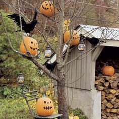 Pumpkin Decorating - Halloween Pumpkin Carving - Delish.com
