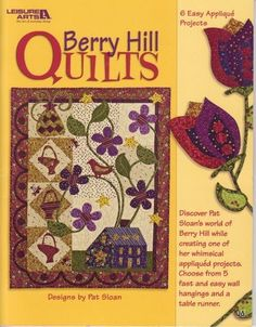 Berry Hill Quilts - Joelma Patch - Picasa Albums Web