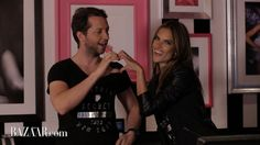Derek Blasberg and Alessandra Ambrosio #OffDuty: Our editor at large learns the tricks to being a Victoria's Secret Angel - off the runway.