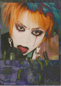 Kyo Dir En Grey, Kei Visual, Goth Subculture, Pastel Goth Fashion, Punk Goth, Rock T Shirts, White Girls, Makeup Inspo, Goth Girls