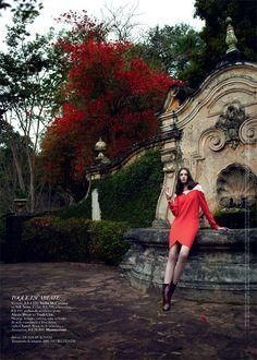 Editorial Town & Country - Harper's Bazaar Brasil - Setembro 2014