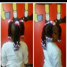 Princess Crown Braid: One Of The Best Updated Version For Teenage Girl's Back To School Hairstyle. Little Girl Braids, Black Girl Braids, Braids For Kids, Girls Braids, Lil Girl Hairstyles, Natural Hairstyles For Kids, Kids Braided Hairstyles, Natural Hair Styles, Kid Braid Styles