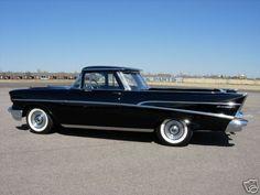 1957 Chevy El Camino