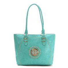 Royal LIZZY Couture Son De La Musique Shoulder Tote - MINT: Handbags: Amazon.com