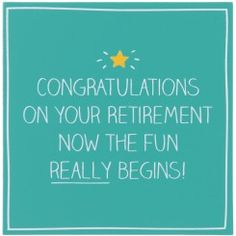 19 best retirement congratulations gifts and cards images on
