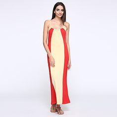 Платье+-+Макси+-+Хлопок+-+Секси/На+каждый+день/Для+вечеринки/Офисный/Макси+–+RUB+p.+1+221,41