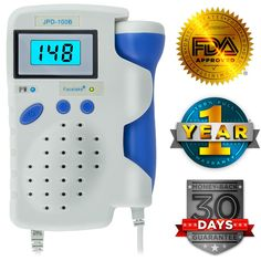 Angelsound JPD-100B Fetal Doppler