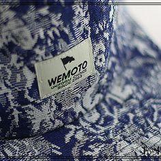 WEMOTO murdock. Pour un look néo-rétro avec cette casquette bicolore de la marque allemande Wemoto / For a neo-retro look with this two-colored cap of the German Brand Wemoto. 1d1fa