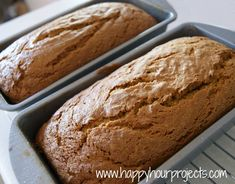 The Great Pumpkin Party and Pumpkin Bread Recipe! - Happy Hour Projects