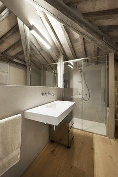 Ristrutturazione Di Un Appartamento Su Due Livelli A Siena - Picture gallery