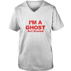 Im A Ghost Act Scared - Mens Premium T-Shirt  #gift #ideas #Popular #Everything #Videos #Shop #Animals #pets #Architecture #Art #Cars #motorcycles #Celebrities #DIY #crafts #Design #Education #Entertainment #Food #drink #Gardening #Geek #Hair #beauty #Health #fitness #History #Holidays #events #Home decor #Humor #Illustrations #posters #Kids #parenting #Men #Outdoors #Photography #Products #Quotes #Science #nature #Sports #Tattoos #Technology #Travel #Weddings #Women