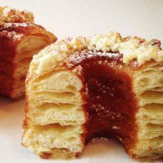 Make your own Cronuts Salted Caramel Cronuts Recipe http://www.pillsbury.com/recipes/salted-caramel-crescent-doughnuts/aa82e7d1-c07f-4352-8f85-82fda77602d9