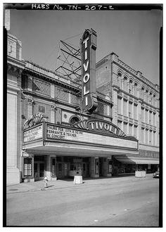 Tivoli Theatre Chattanooga, Tennessee