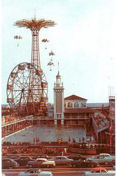 Coney Island Steeplechase Park