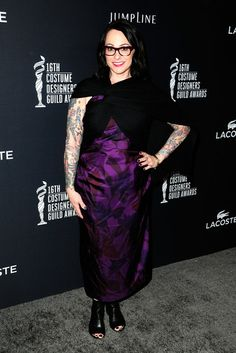 Costume designer Julie Vogel attends the 16th Costume Designers Guild Awards