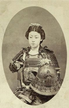 Female Samurai 1800