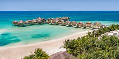 Step Aside, Tahiti: Mexico's First Overwater Bungalows Have Raised the Bar