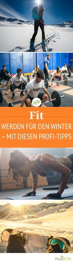 Skifahren, Snowboarden und Tourengehen wie die Profis! Drei Top-Sportlerinnen verraten ihre persönlichen Trainingstipps für eine starke Performance im Schnee.