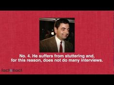 Did you know that Rowan Atkinson (Mr. Bean) once landed a plane successfully after the pilot had passed out!? Here are 5 interesting facts about him that you probably did not know!