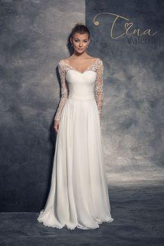wedding dress Alba Каталог, страница товара — Tina Valerdi
