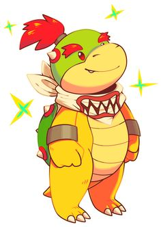 Bowser Jr. || Rapirisu TUMBLR
