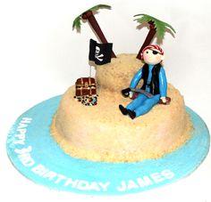 Pirate Cake  Like us on Facebook @ www.facebook.com/Meli.Ann.Designs