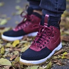 sports shoes 7fddc bfb92 Nike Lunar Force 1 Duckboot Team Red is the newest Nike Lunar Force 1  Duckboot to release that is now becoming available at select Nike  Sportswear retailers