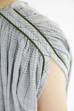 Cahier dress by mina perhonen