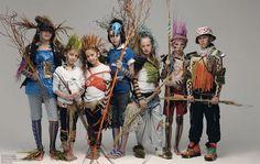 Eco warriors by Oliviero Toscani