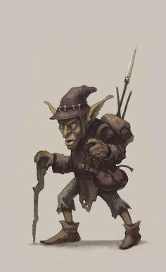 Goblin by Rucalok on deviantART