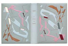 """Le Diable au Corps"" - Raymond Radiguet. Leather binding by Luigi Castiglioni"