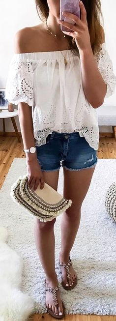cute summer outfits for women - Women: Clothing, Shoes & Jewelry Dressy Summer Outfits, Summer Outfits Women, Cute Outfits, Petite Fashion, Boho Fashion, Fashion Outfits, Fashion Trends, Fasion, Fashion Styles