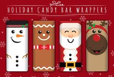 Snowmen Candy Bars:Homemade Christmas Gifts - The Happy Housewife™ :: Home Management