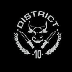 Camiseta The Hunger Games (Los juegos del hambre). Distrito 10