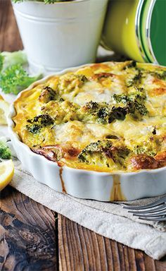 Cauliflower And Broccoli Cheese, Quiche, Low Carb, Cooking, Breakfast, Workout, Diet, Recipes, Food And Drinks