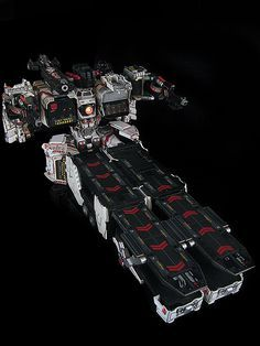 Ultimate Metroplex : Autobot City Triple Changer   This was …   Flickr