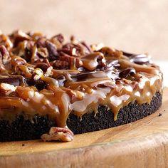ChocolateCaramelTorte