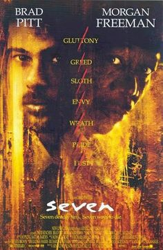 Poster de Seven   Carteles de Cine y Posters