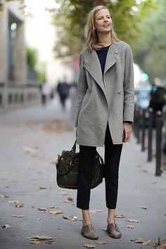 Style Inspiration: Shades of Black & Tan