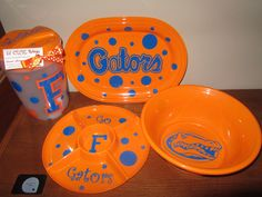 Florida Gator Tailgate Party pack