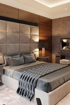 Bedroom False Ceiling Design, Master Bedroom Interior, Room Design Bedroom, Modern Master Bedroom, Bedroom Furniture Design, Home Room Design, Home Decor Bedroom, Decor Room, Bedroom Designs