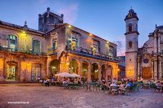 City of Havanna, Cuba