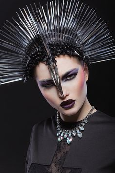 Black Swan by Yevgen Romanenko on 500px--Is it just me or does she look like the Evil Queen?